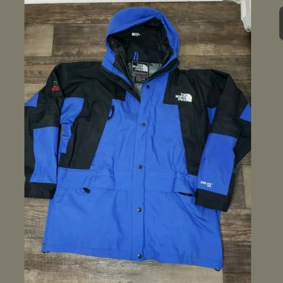 abab5033c Vintage North Face Gore-Tex Summit Series Coat